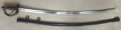 AMES 1906 Model US CAVALRY Saber / Sword w/ scabbard - Officers?