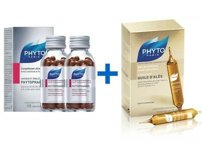 🥇 Phyto Phytophanere +  Phyto-Huile -  All types