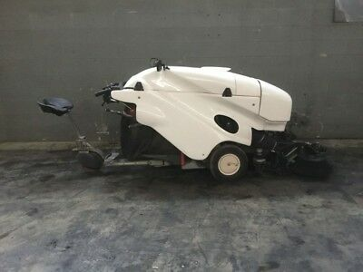 Applied Sweepers Tennant RS414 Parking Lot Sweeper