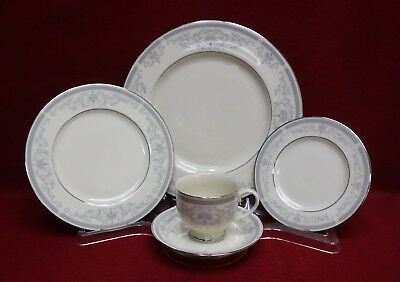 LENOX china MT. MOUNT VERNON 5-piece Place Setting cup saucer dinner salad bread