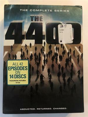 NEW The 4400 - The Complete Series (DVD, 2017, 14-Disc Set) 42 Episodes
