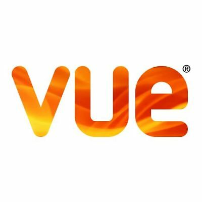 VUE CINEMA TICKETS VOUCHERS x6 (SIX) EXPIRE 07.11.2019 - LISTING TO BE UPDATED!!