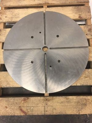 """30"""" Face Plate for Lathe"""