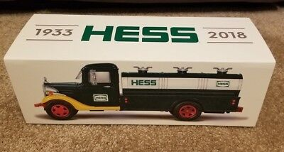 2018 Hess Collectors Edition - 85th Anniversary First Hess Truck -  SOLD OUT