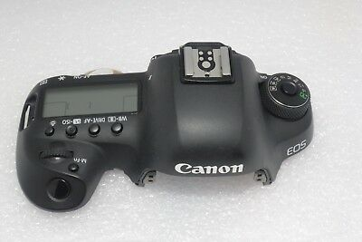 Used Canon EOS 5D mark IV 4  TOP COVER PARTS #01  CG2-5251 Around 90%