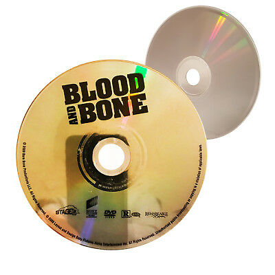 (Nearly New) Blood and Bone by Ben Ramsey 2009 Bare Bone DVD - XclusiveDealz