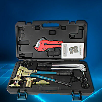 PEX-1632 PPR Clamping Tools Plumbing System Tool Sets 16-32mm Press Durable USA