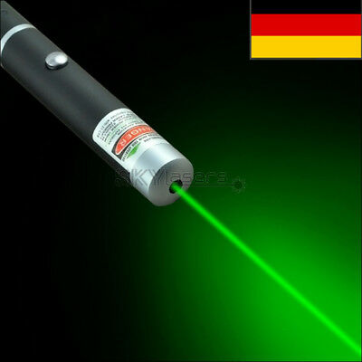 Military High Power 1mW 532nm Green Laser Pointer Visible Beam Light Lazer DE
