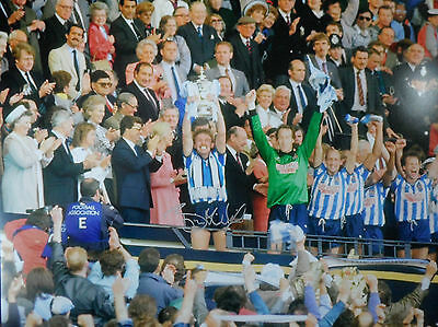 BRIAN KILCLINE Signed 16x12 Photo COVENTRY CITY COA