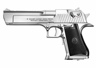 Tokyo Marui No.6 Desert Eagle 50AE Silver 10 years of age or older electric