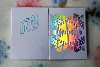 1 DECK Dream Recurrence: Reverie Playing Cards (Deluxe Edition)-S103049398-甲C3
