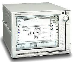 Keysight (Agilent) B1500A Semiconductor Analyser (with B1517A x4)