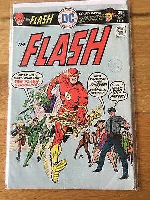 The Flash 239 (1976) - DC Comics