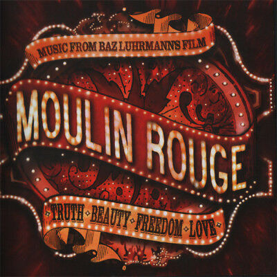 Various – Moulin Rouge (Music From Baz Luhrmann's Film) - NEW SEALED