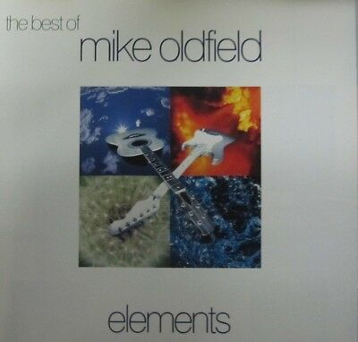 Mike Oldfield - The Best Of Mike Oldfield: Elements  - Cd