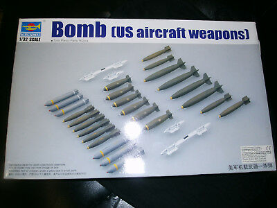 Trumpeter  03307  BOMBS US AIRCRAFT WEAPONS   in OVP