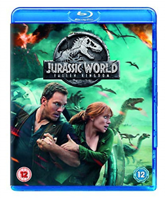 Jurassic World Fallen Kingdom BLU-RAY NUEVO