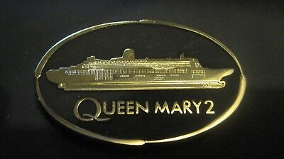 Cunard Line's   Queen Mary 2   Large Magnet, Brand New With Price Tag