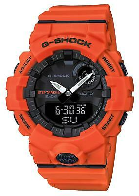 New Casio Wrist Watch G-Shock GBA-800-4AJF G-SQUAD for Mens F/S w/Tracking No
