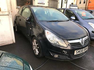 Vauxhall/Corsa 1.4i 16v ( a/c ) 2008. SXi  needs engine