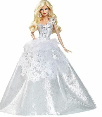 2013 HOLIDAY BARBIE BLOND 25TH ANNIVERSARY plus  barbie fashionistas 2018/19