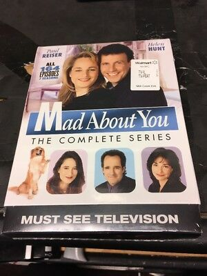 Mad About You: The Complete Series Seasons 1-7 (DVD, 2016, 14-Disc Box Set) New