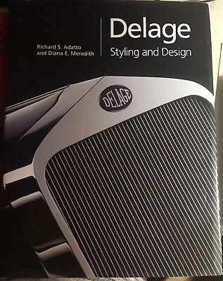 DELAGE. styling And Design