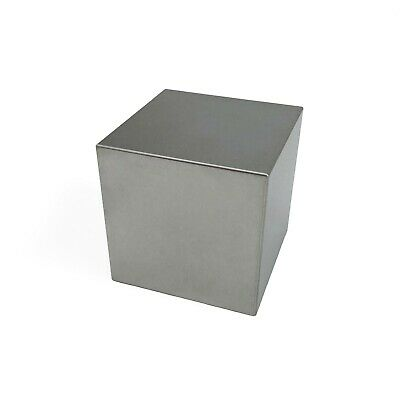 """Tungsten Chassis Ballast Weight Cube -- 2.0"""" 