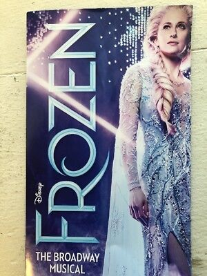 Frozen On Broadway  Money Saving Flyer. Save $$ On Tickets Exp 3/9/19. Free Ship