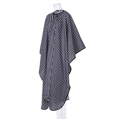 Pro Salon Apron Hairdressing Gown Waterproof Cloth Anti-static Haircutting V5V3