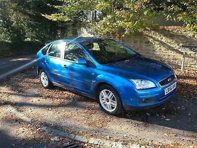 2007 Ford Focus Ghia 1.6 Petrol, full MOT.