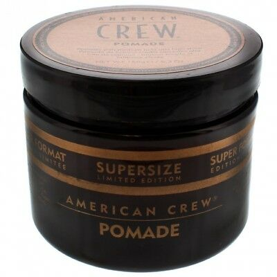 Haircare by American Crew Pomade Supersize 150g. Delivery is Free