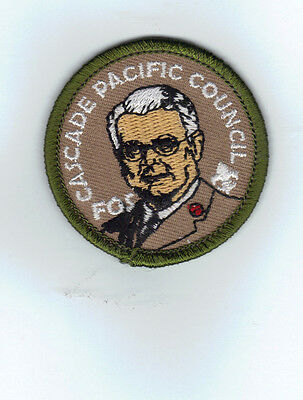 CP - 2 Inch Cascade Pacific James E. West FOS Patch (2011)