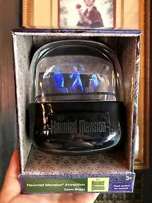 Disney Parks Haunted Mansion Talking Sound Light Doom Buggy Hitchhiking Ghosts
