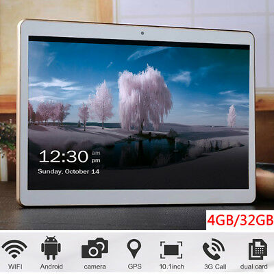 10,1'' 32GB Android 6,0 Tablet PC OCTA Core 10Inch HD WIFI dual 2 SIM 3G phablet