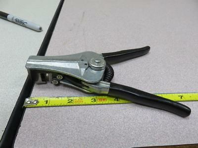 Stripmaster Wire Strippers Type Ee 16-26 Awg. Aircraft Great Shape