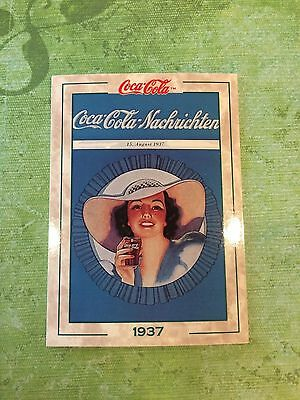 1994 The Coca-Cola Collection Series 2 Card #134 1937