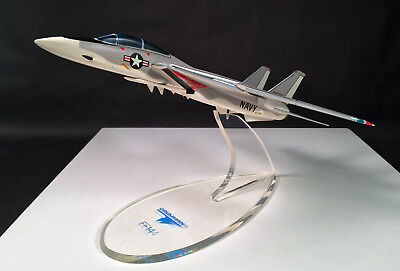 Topping Precise Models US NAVY Grumman F-14A Tomcat Model