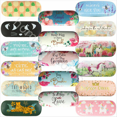 Sass & Belle Hard Reading Spectacle Glasses Case Cover Sunglasses Case Storage