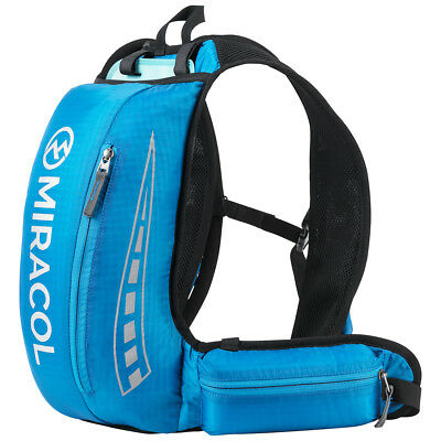 MIRACOL Hydration Backpack Pack With 2L Bladder Water Bag Camelback Hiking Gear