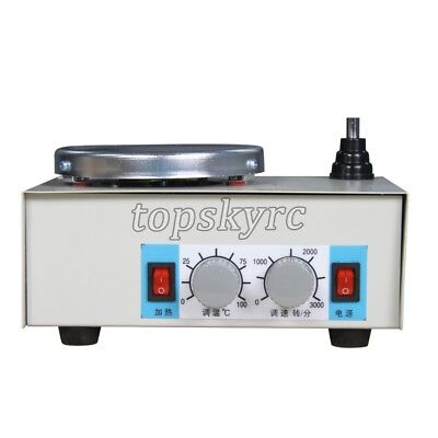 Hot Plate Magnetic Stirrer Mixer Stirring Laboratory 79-2 SZ Topsky