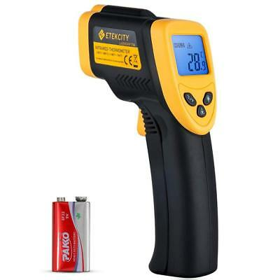 Etekcity Lasergrip 774 Non-contact Digital Laser Infrared Thermometer...