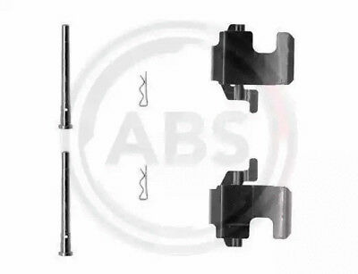 Front Brake Pad Fitting Kit A.B.S. 1273Q