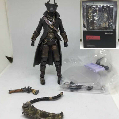 1x 16cm Bloodborne The Old Hunters Action Figur Sammeln Spielfiguren Mit Box