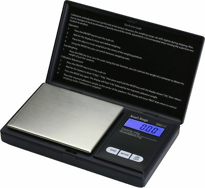 200g * 0.01g LCD Digital Pocket Scale Jewelry Gold Gram Balance Weight Scale ON