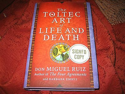 The Toltec Art of Life and Death A Story of Discovery Miguel Ruiz (2015, HD) SGD