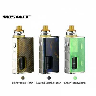 Wismec Luxotic Bf Box Kit Con Tobhino Originale 100%