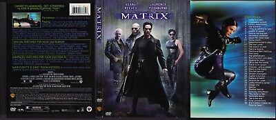 The MATRIX (DVD, NTSC)