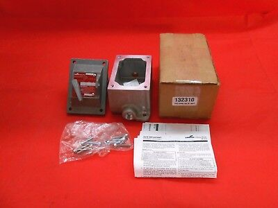 Crouse Hinds Ds652 Sa Explosion Proof Snap Switch Enclosure - New