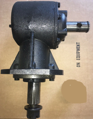 Replacement Gearbox for 4' King Kutter Part Number 184000 FREE SHIPPING
